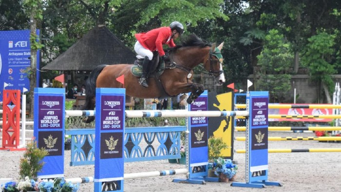 Longines FEI Jumping World Cup South East Asia League