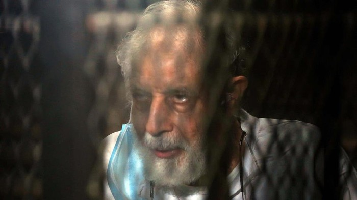 Pemimpin Tertinggi Sementara Ikhwanul Muslimin, Mahmut Ezzat (AFP Photo)