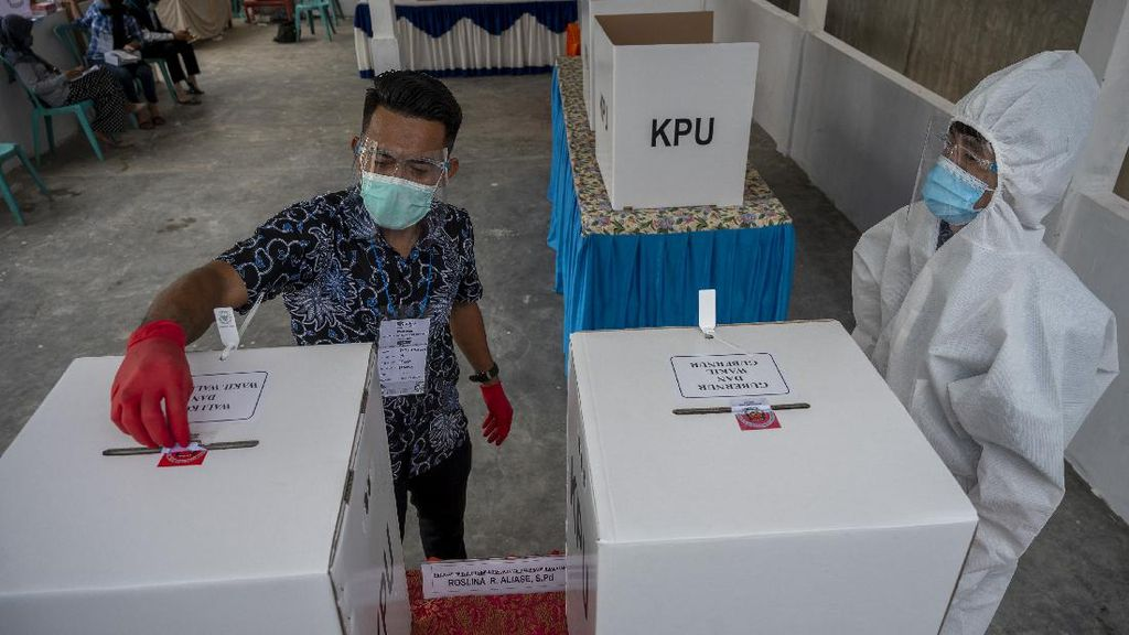 Ini Pemenang 23 Pilkada Se-Sumut, Ada Mantu Jokowi hingga Anak Bupati