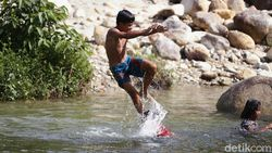 Riam Sunge Banokng, Nikmati Alam dan Segarnya Air Kalimantan