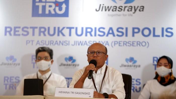 Pemerintah Indonesia yang diwakili Tim Percepatan Restrukturisasi PT Asuransi Jiwasraya (Persero) secara resmi mengumumkan pelaksanaan Program Restrukturisasi Polis Jiwasraya untuk seluruh pemegang polis.