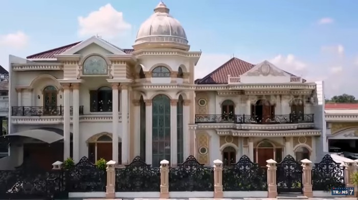 rumah Haidar Azis