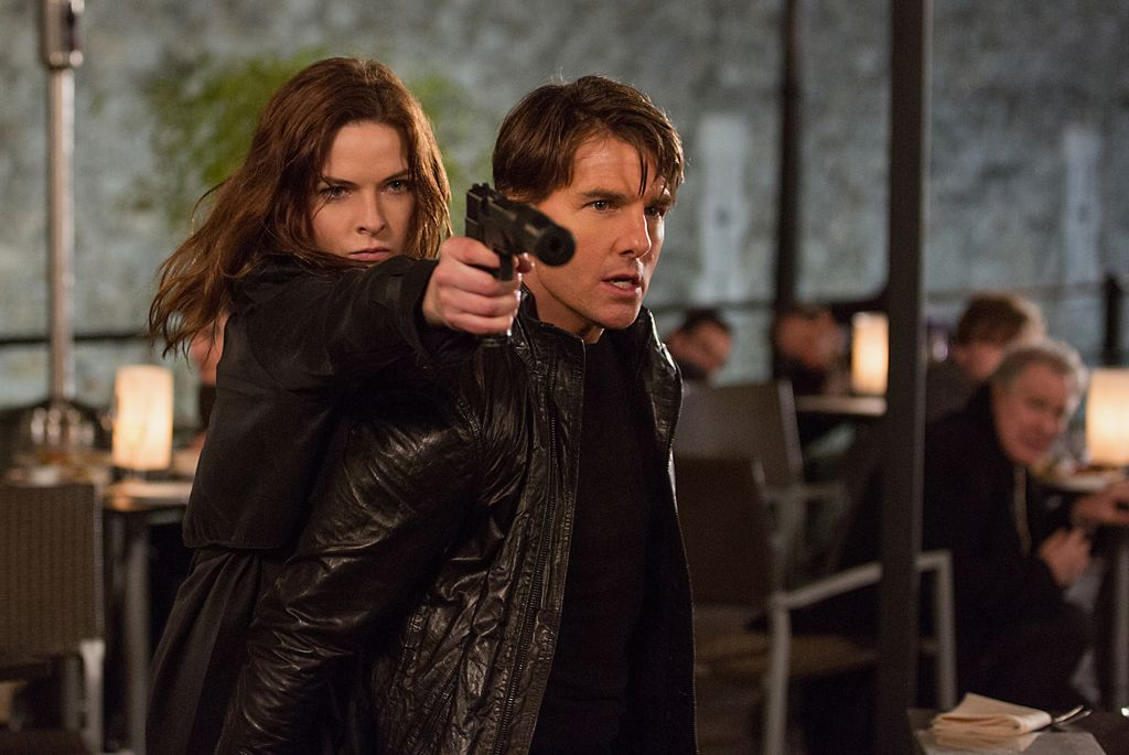 Sinopsis Mission: Impossible - Rogue Nation