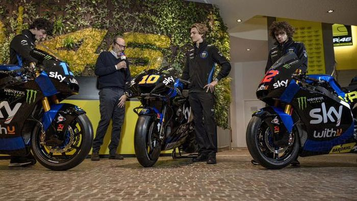 sky racing team vr46 motogp 2021 motogp luca marini