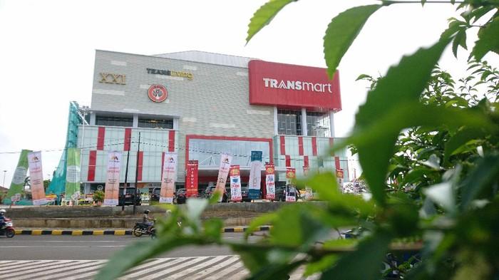 Transmart Cilegon Dibuka
