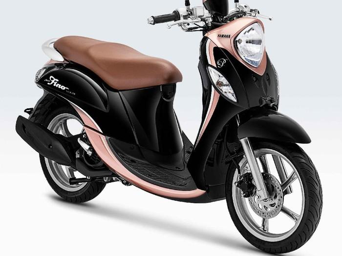 Yamaha Fino warna baru