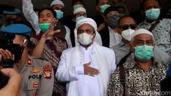 Polri Tepis Pengacara Sebut Habib Rizieq Tolak Diperiksa di Kasus Tes Swab
