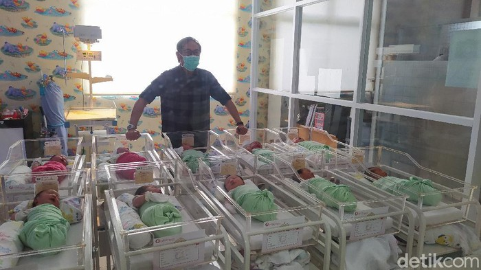 Bayi Lahir 12-12 di Cirebon