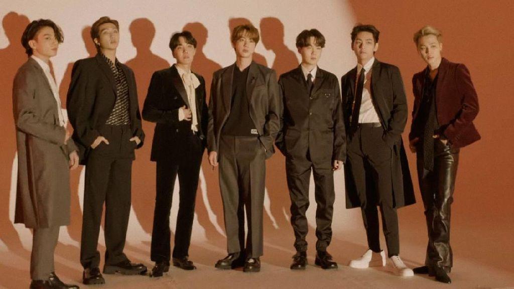 Daftar Pemenang Golden Disc Awards, BTS Raih Daesang 4 Tahun Berturut-turut