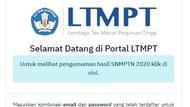Cara Verifikasi Akun SNMPTN 2021 untuk Siswa dan Sekolah di Portal LTMPT