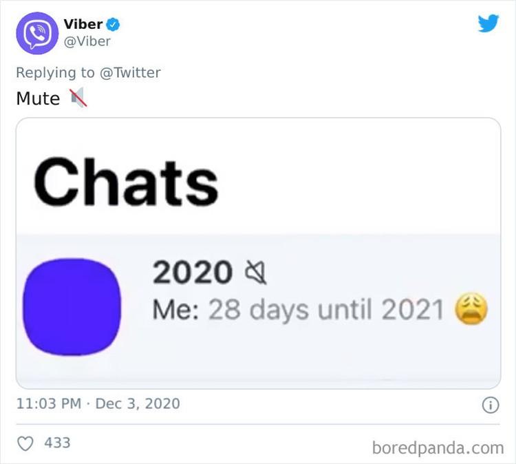 Semua bermula ketika Twitter menuliskan cuitan pada 3 Desember 2020 in one word. Ini kata perusahaan besar dunia.