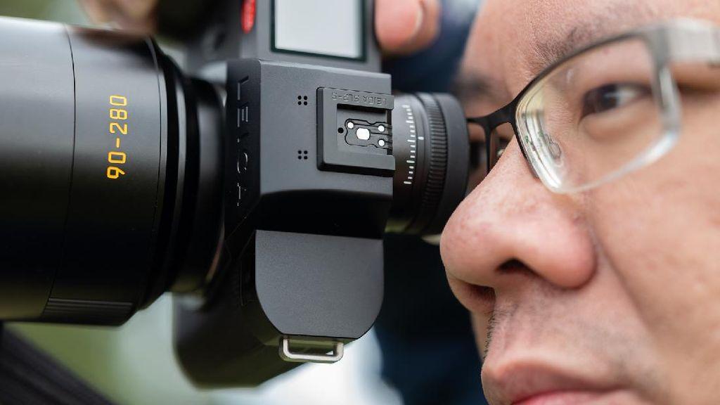 Leica RIlis Kamera Baru SL2-S