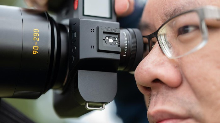 kamera Leica SL-S