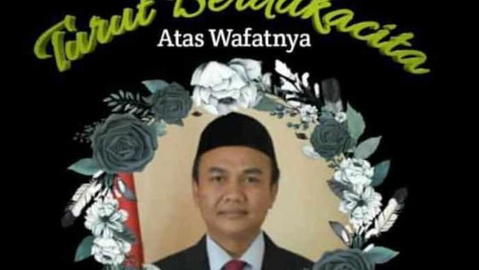 Ketua KPUD Tangsel Bambang Dwitoro Meninggal Dunia