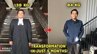 Masih Makan Nasi, Pria Ini Berhasil Turun 54 Kg Dalam 5 Bulan!