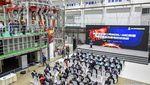 Nih! Matahari Pun Bisa Dibikin Oleh China