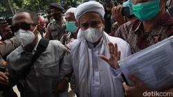 Pengacara Ungkap Kondisi Terkini Habib Rizieq di Rutan Bareskrim