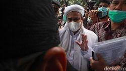 Titipan Salam Habib Rizieq untuk Anies dan Doni Monardo
