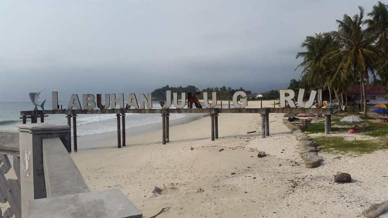 Pantai Krui