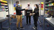 Penemuan Kece Anak Bangsa di Bright Future Festival