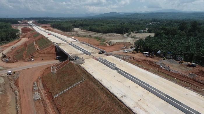Proyek Tol Bengkulu-Taba Penanjung