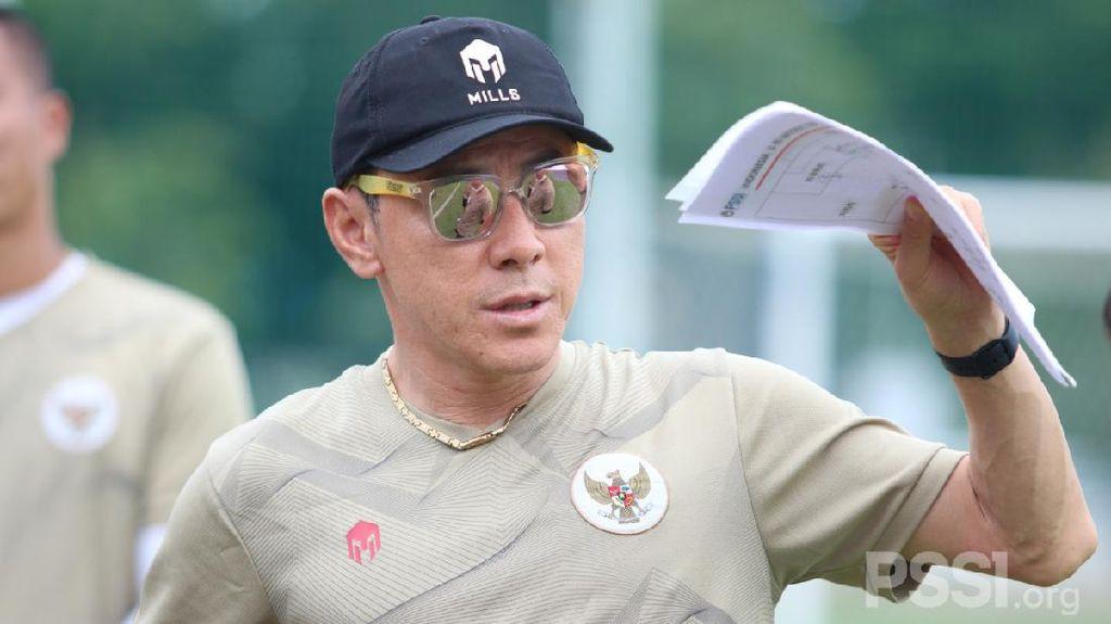 Shin Tae-yong: Asnawi Mangkualam Bisa Bersaing di K League 1