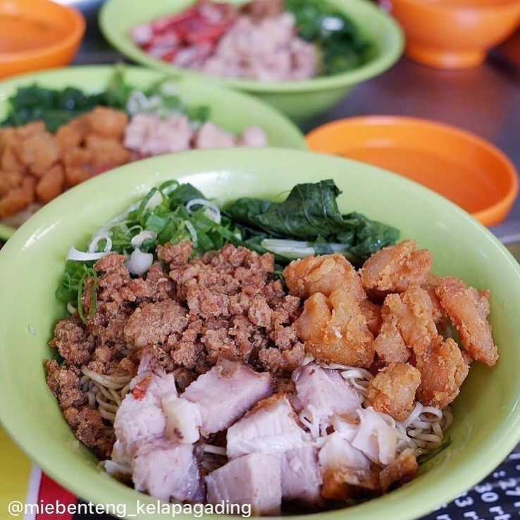 5 Bakmi Babi Recommended di Jakarta Utara