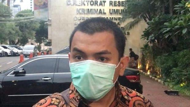 Sekum FPI Aziz Yanuar.