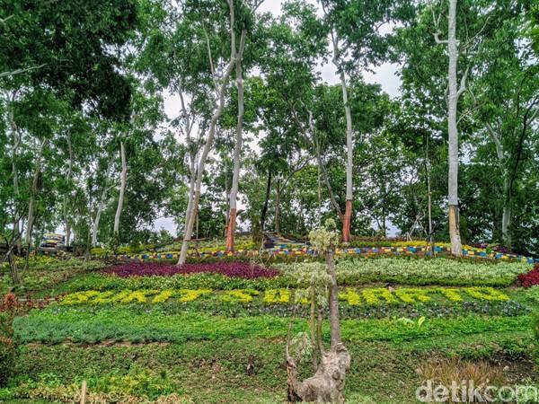 Rencananya Bukit Soeharto akan dibuka tanggal 25 Desember 2020.