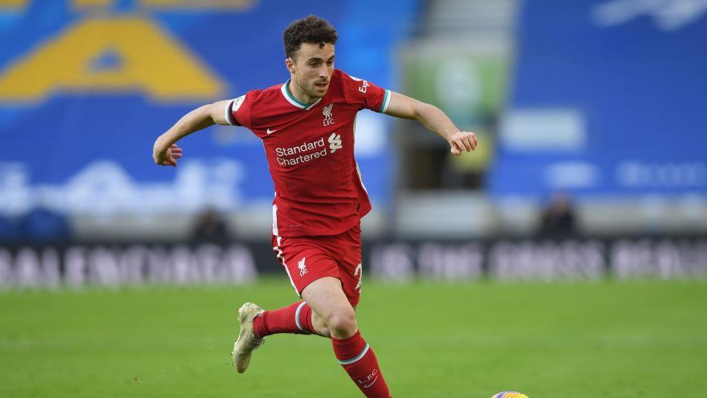 Serangan Liverpool Kini Melempem, Kapan Diogo Jota Comeback?