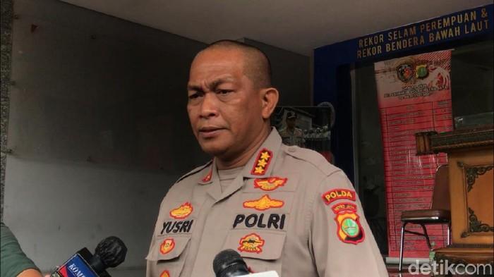 Kabid Humas Polda Metro Jaya, Kombes Yusri Yunus