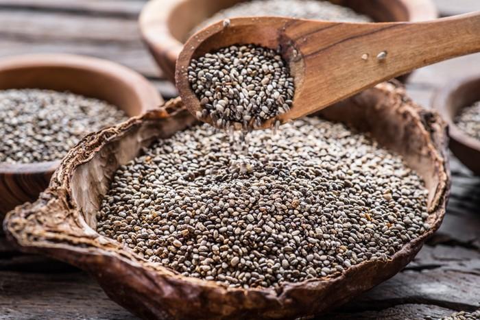 Chia Seed Efektif Bantu Turunkan Berat Badan, Ini Alasannya