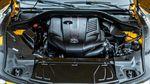 Potret Modifikasi Toyota Supra Garapan Manhart, Warnanya Gonjreng Banget