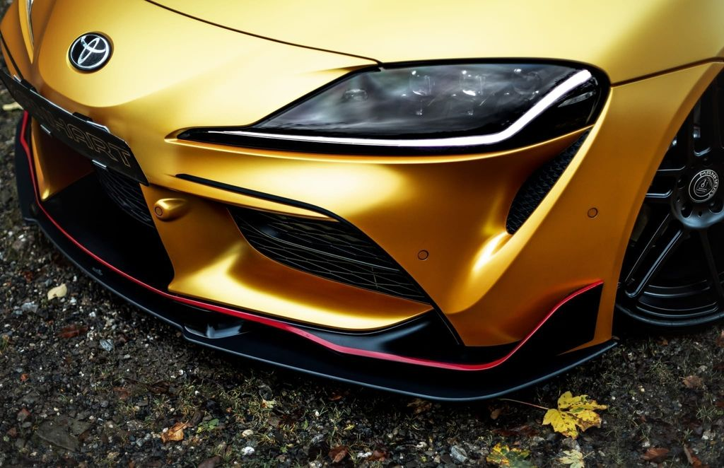 Modifikasi Toyota Supra garapan Manhart Performance