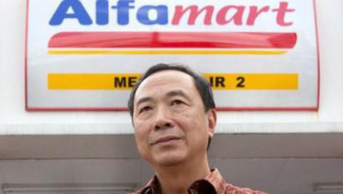 Pendiri Alfamart, Djoko Susanto