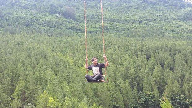 Taman rekreasi Bandung.