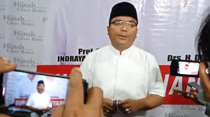 Calon Gubernur Kalsel Denny Indrayana