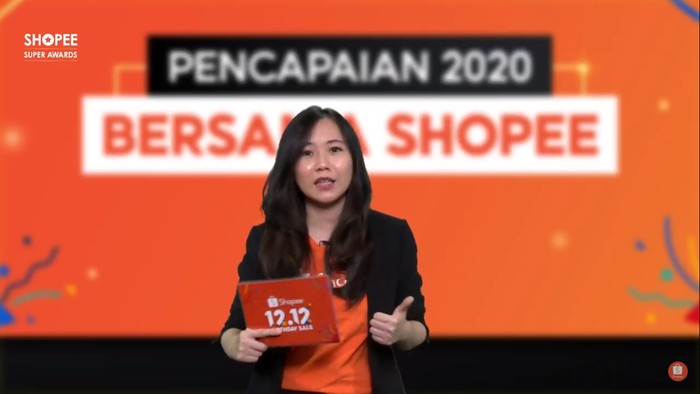 Direktur Shopee Indonesia Christin Djuarto