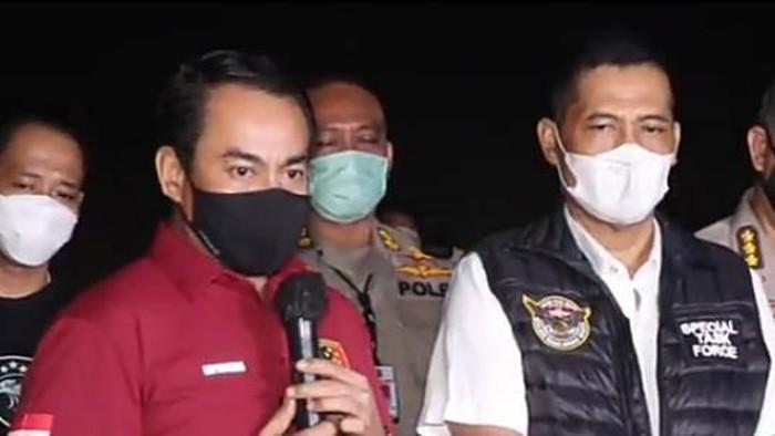 Direktur Tindak Pidana Umum Bareskrim Polri, Brigjen Andi Rian Djajadi