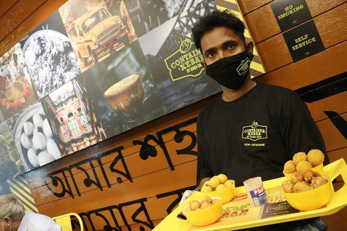 Ekspansi ke India, Kebab Baba Rafi Mau Buka 100 Gerai