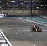 F1 GP Abu Dhabi: Max Verstappen Menangi Balapan Terakhir di 2020