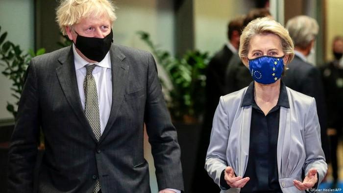 Inggris-UE Sepakat Kerja Ekstra untuk Capai Kesepakatan Brexit