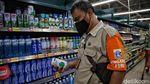 Jelang Nataru, Sidak Makanan Gencar Dilakukan di Swalayan Jakarta