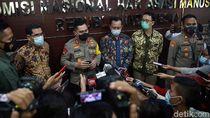 Kapolda Metro Jaya-Komnas HAM Bicara Soal Penembakan 6 Laskar FPI