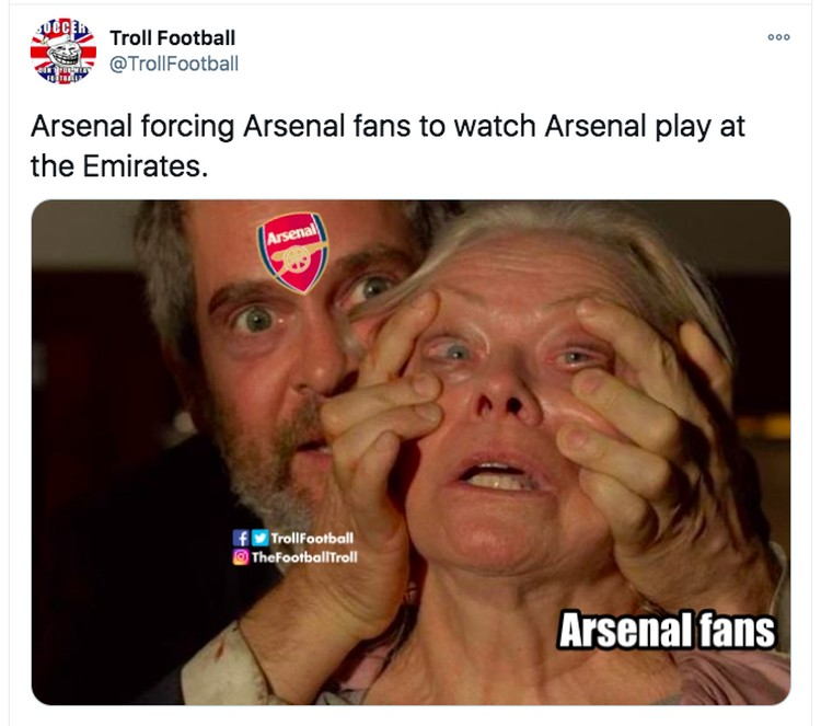 Meme Arsenal