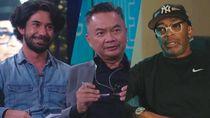 Dino Patti Djalal & Reza Rahadian Interview Sutradara Pemenang Oscar