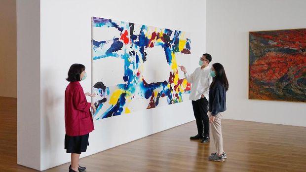 Museum MACAN Umumkan Pameran Seni yang Buka di 2021