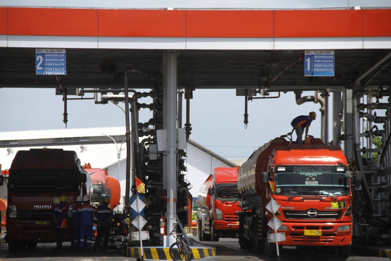 Pertamina di Regional Jawa Bagian Tengah Siagakan Stok BBM dan LPG Jelang Natal dan Tahun Baru
