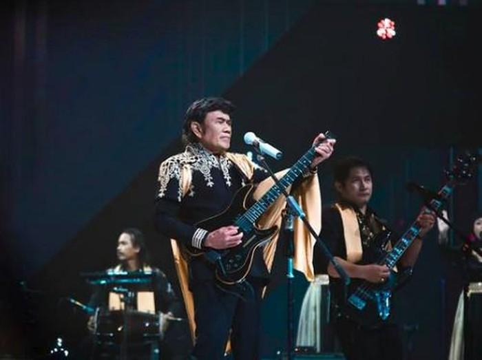 Rhoma Irama nyanyi di 50 tahun Soneta berkarya.