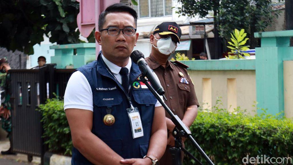 Libur Nataru, 65 Wisatawan di Jawa Barat Positif Covid-19